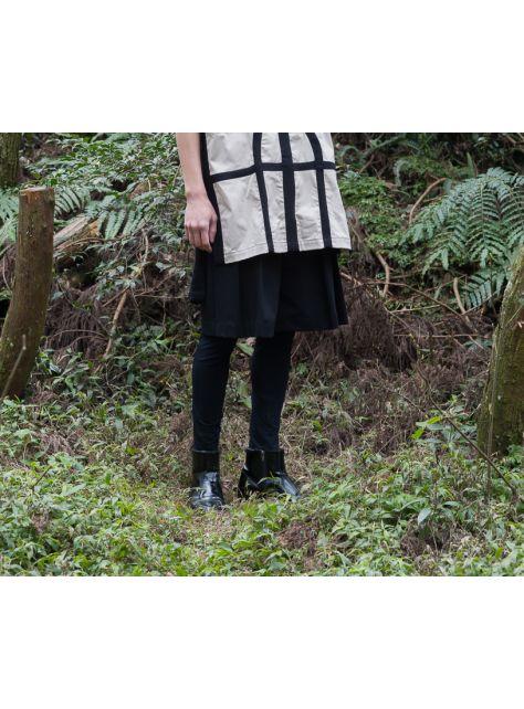 大活褶寬短褲(161P02)