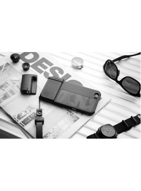 04 / SNAP! PRO - 照相手機殼 - 迷彩黑(Basic Package)適用iPhone 6 / 6S(4.7吋)