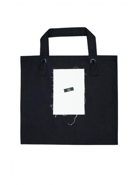Y-Z logo帆布托特袋 (大)