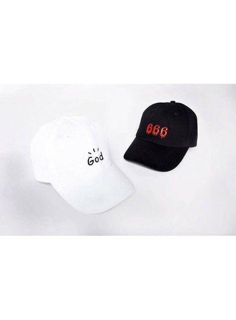 Number 666 CAP