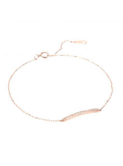 PLEASURE 鑽石手鍊 輕珠寶系列