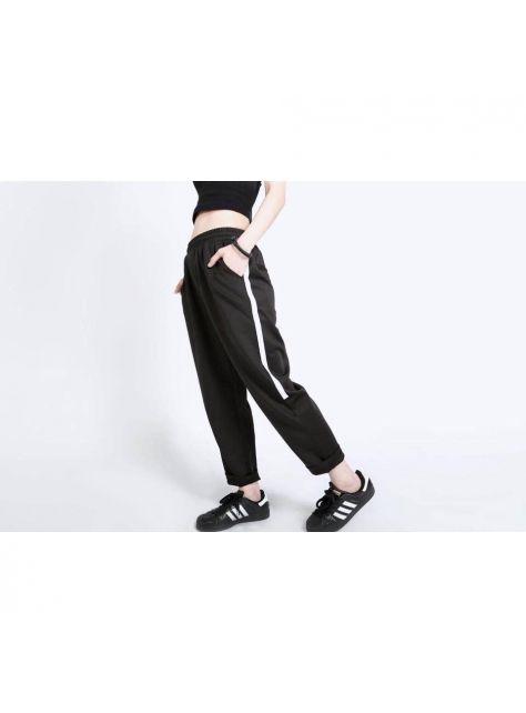 黑色運動套裝-褲