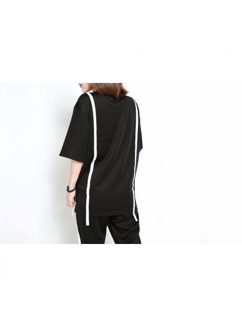 黑色運動套裝-衣