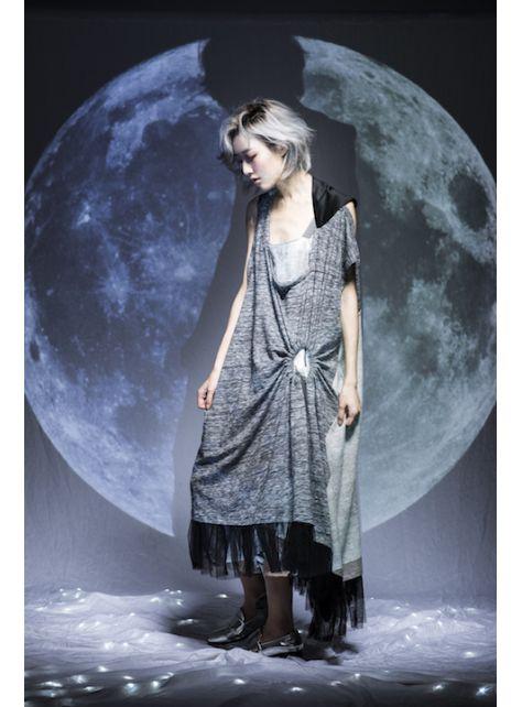 moi non plus 月蝕洋裝