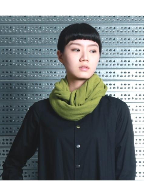 呂- 義大利紗多穿式圍巾