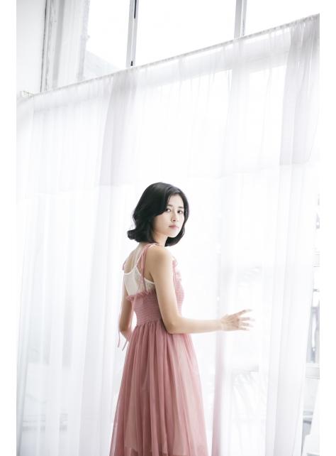 設計款長紗裙