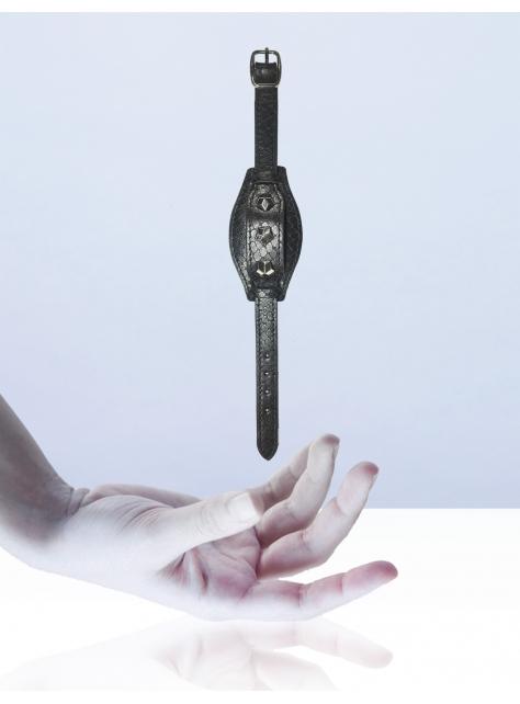 NEVER MIND 牛皮個性手環-Luna
