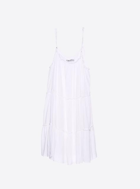 吊帶飄逸洋裝