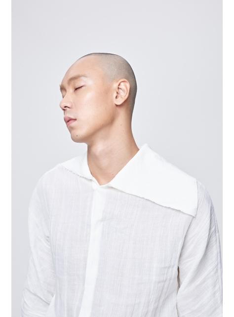 大翻領襯衫