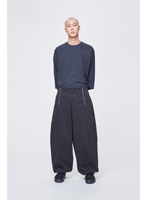 束口工作褲