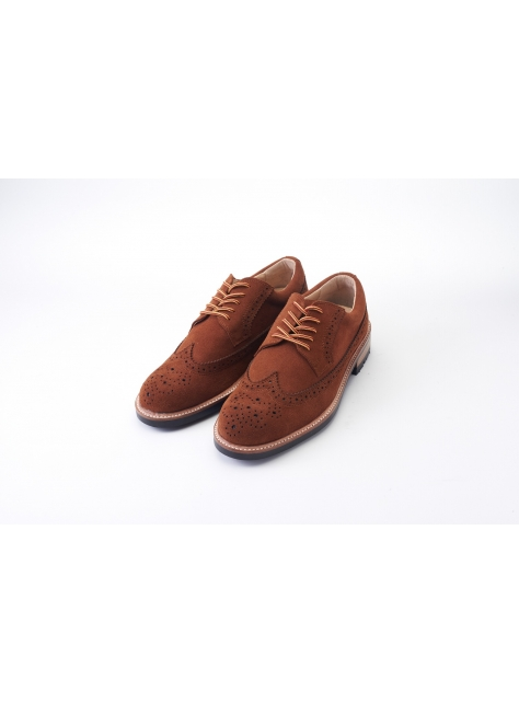 TOBI BROWN SUEDE