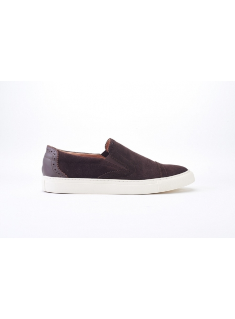 ETHAN BROWN SUEDE