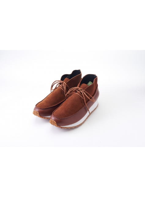 WOODY BROWN SUEDE