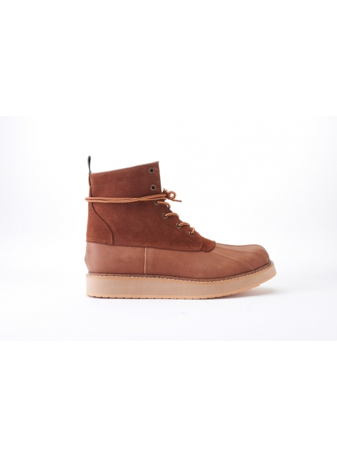 RUBEN BROWN SUEDE