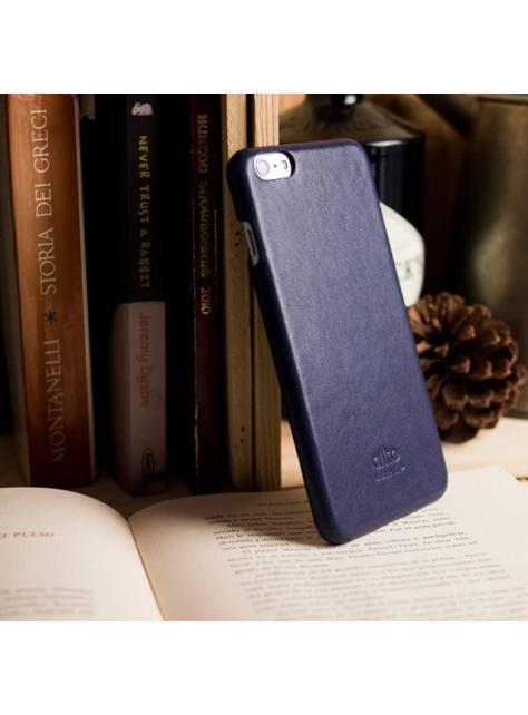 iPhone 6s Plus Original Leather Case – Navy