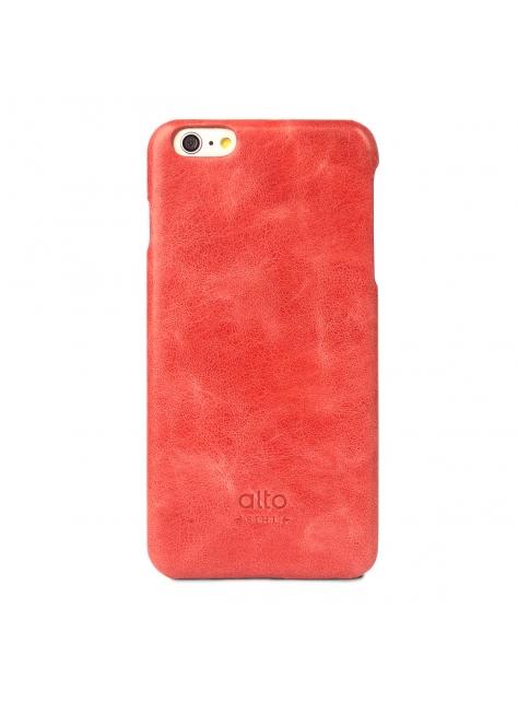 iPhone 6s Plus Original Leather Case – Red