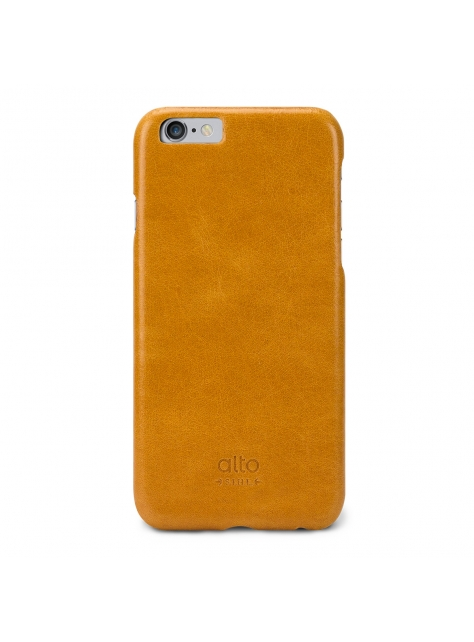 iPhone 6s Original Leather Case – Light Brown