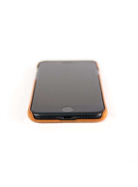 iPhone 7 Original Leather Case - Caramel - FFLives