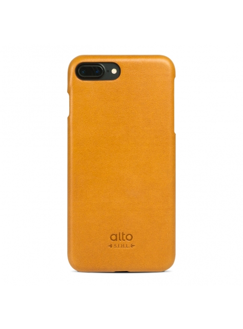 iPhone 7 Plus Original Leather Case – Caramel