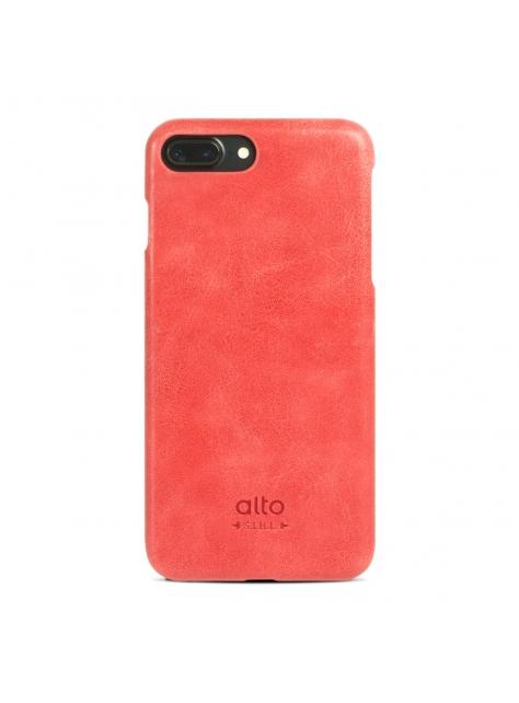 iPhone 7 Plus Original Leather Case – Coral