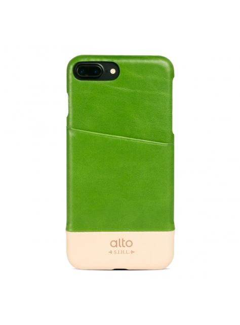 iPhone 7 Plus Metro Leather Case – Lemon/Original