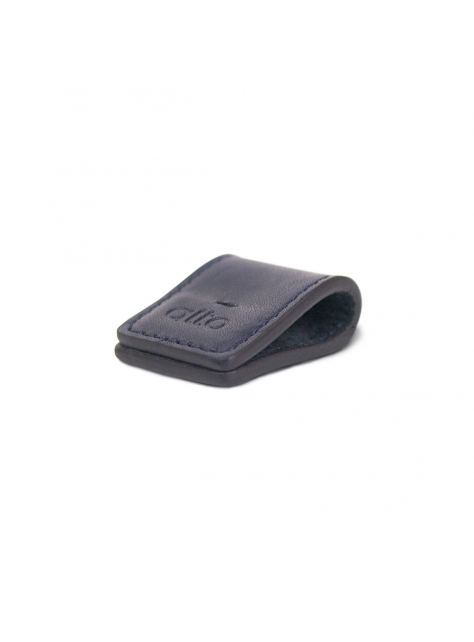Leather Smart Holder – Navy