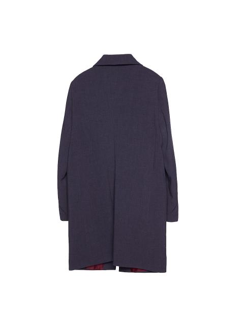 韓系單扣西裝外套