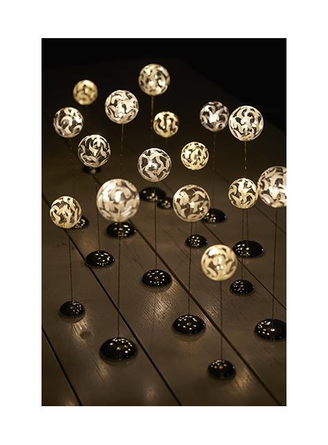 SIRIUS 球燈三件組