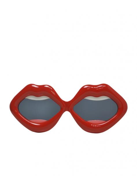 Yazbukey唇型墨鏡
