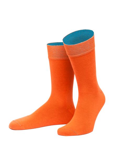 色彩組合系列-甜橙橘+潟湖藍
