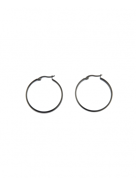 平面耳環-鋼製