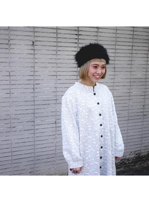 雪物語砰砰外套洋裝