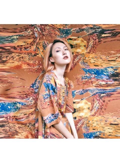Lucid Dream『克林姆之夢捉褶洋裝』
