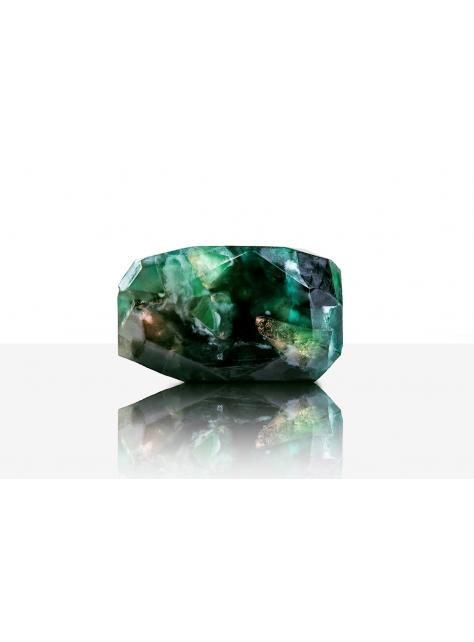 星際隕石皂(中性香水手工皂)-綠橘色/活力紳士/控油型
