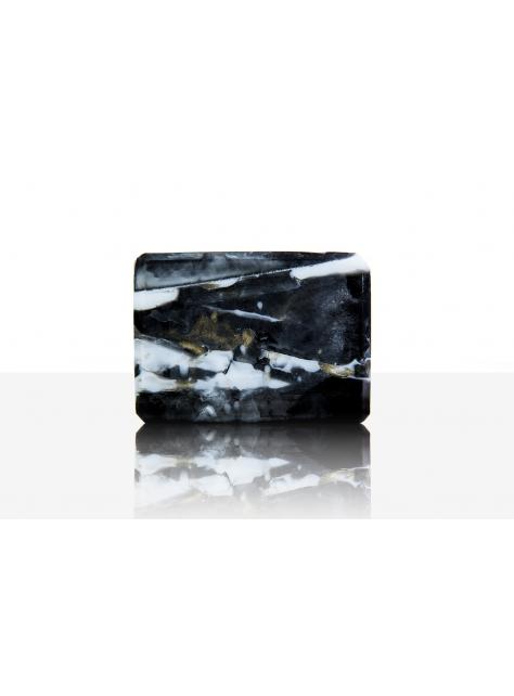 大理石紋皂(中性香水手工皂)-黑色/木質麝香/舒敏型