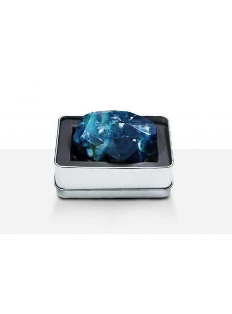 星際隕石皂(中性香水手工皂)-深藍色/經典木質/保濕型