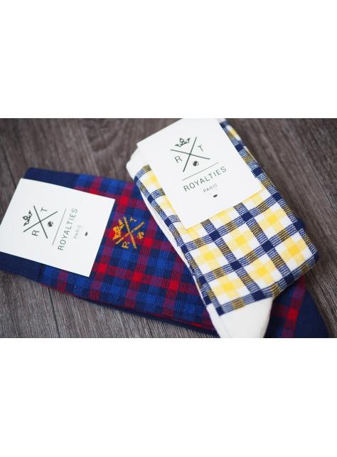 『情人節限定組』經典橫紋系列情侶襪款