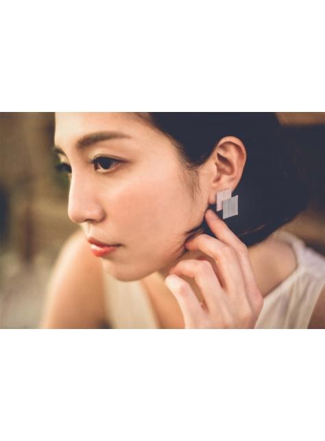 【日常系列】V平方耳環