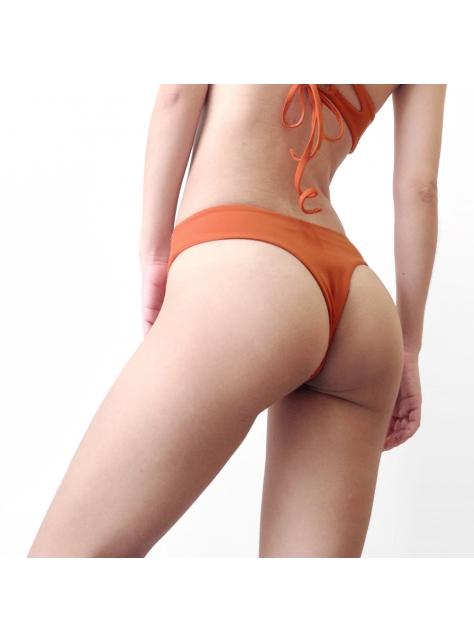 Lahaina Rust Cheeky 土橘性感巴西式泳褲