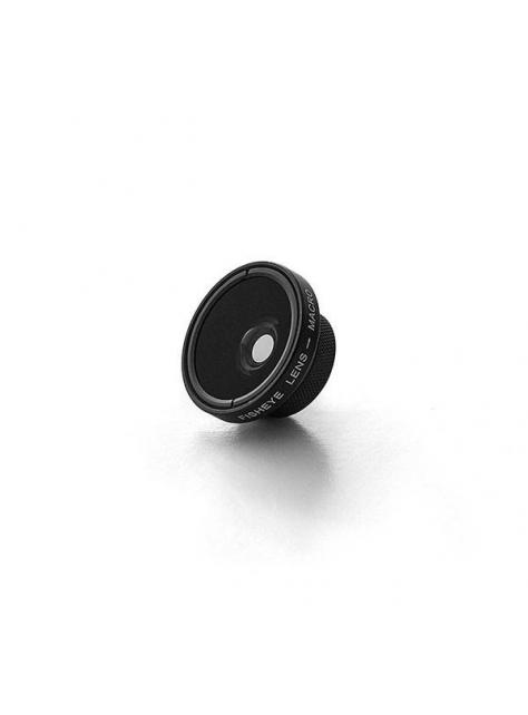 LENS-魚眼+微距鏡頭(Fisheye + Macro Lens)