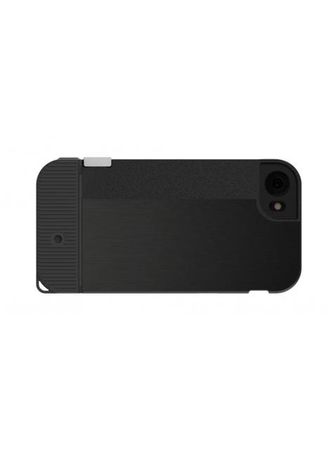 新SNAP!8シリーズの携帯電話のシェル//ブラック(該当iPhone 8、iPhone 7)
