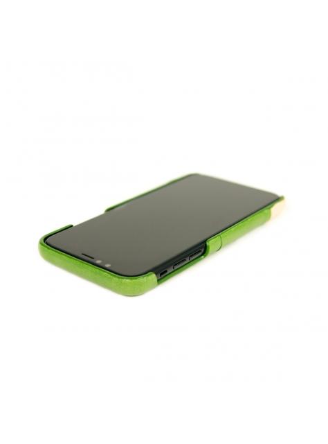 IPHONE X 皮革保護殼 METRO