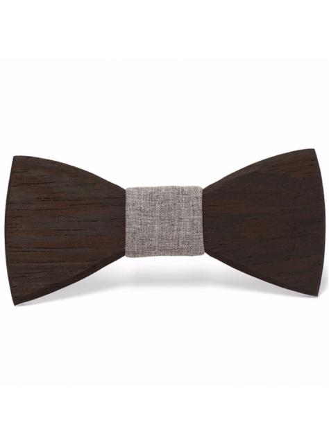Carl 黑斑木領結