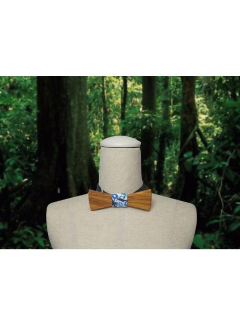 Leonard 加那利木領結