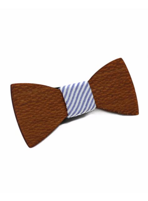 Oscar 蕾絲木領結