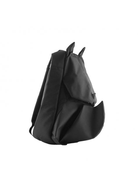 ORIBAGU 摺紙包_黑犀牛 後背包(小)