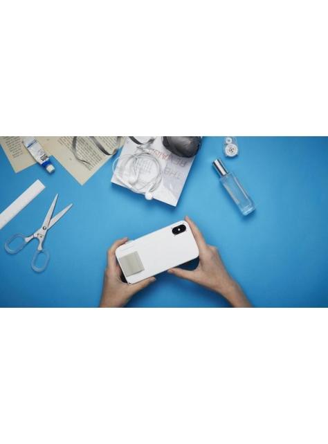 SNAP! X 系列手機殼 - 經典白 // 適用iPhone X