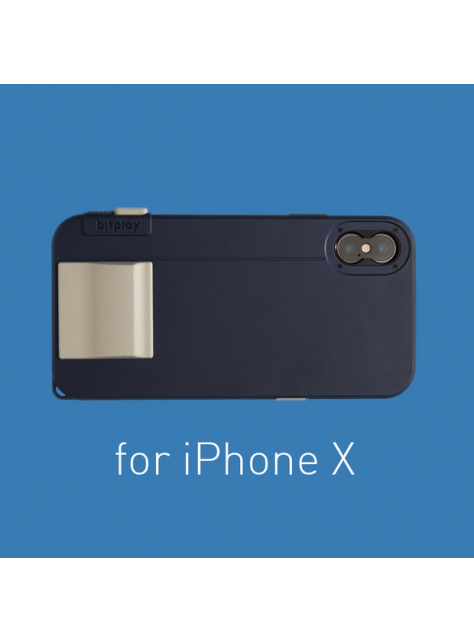 SNAP! X 系列手機殼 - 午夜藍 // 適用iPhone X