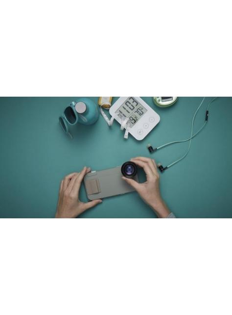 SNAP! X 系列手機殼 - 淺軍綠 // 適用iPhone X