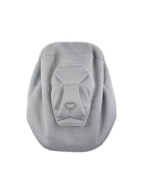 ORIBAGU 摺紙包_灰獅子 後背包